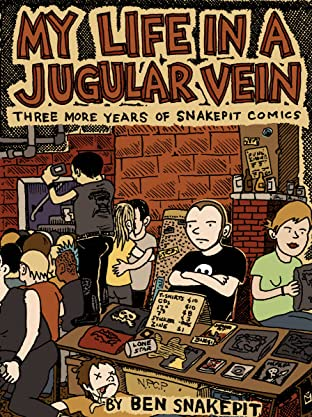 Snake Pit Vol. 2: My Life in a Jugular Vein