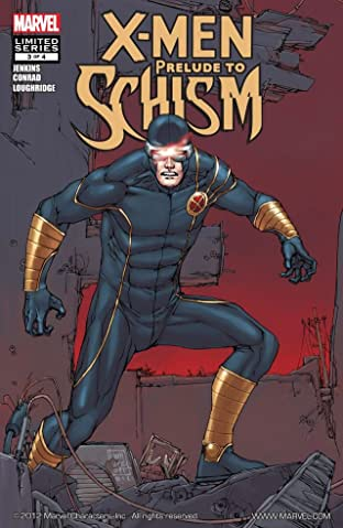 X-Men: Prelude to Schism #3 (of 4)