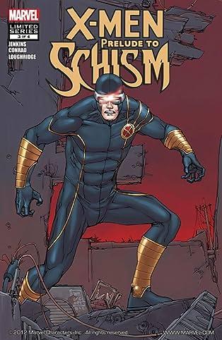 X-Men: Prelude to Schism #3 (of 4)