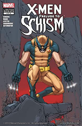 X-Men: Prelude to Schism #4 (of 4)