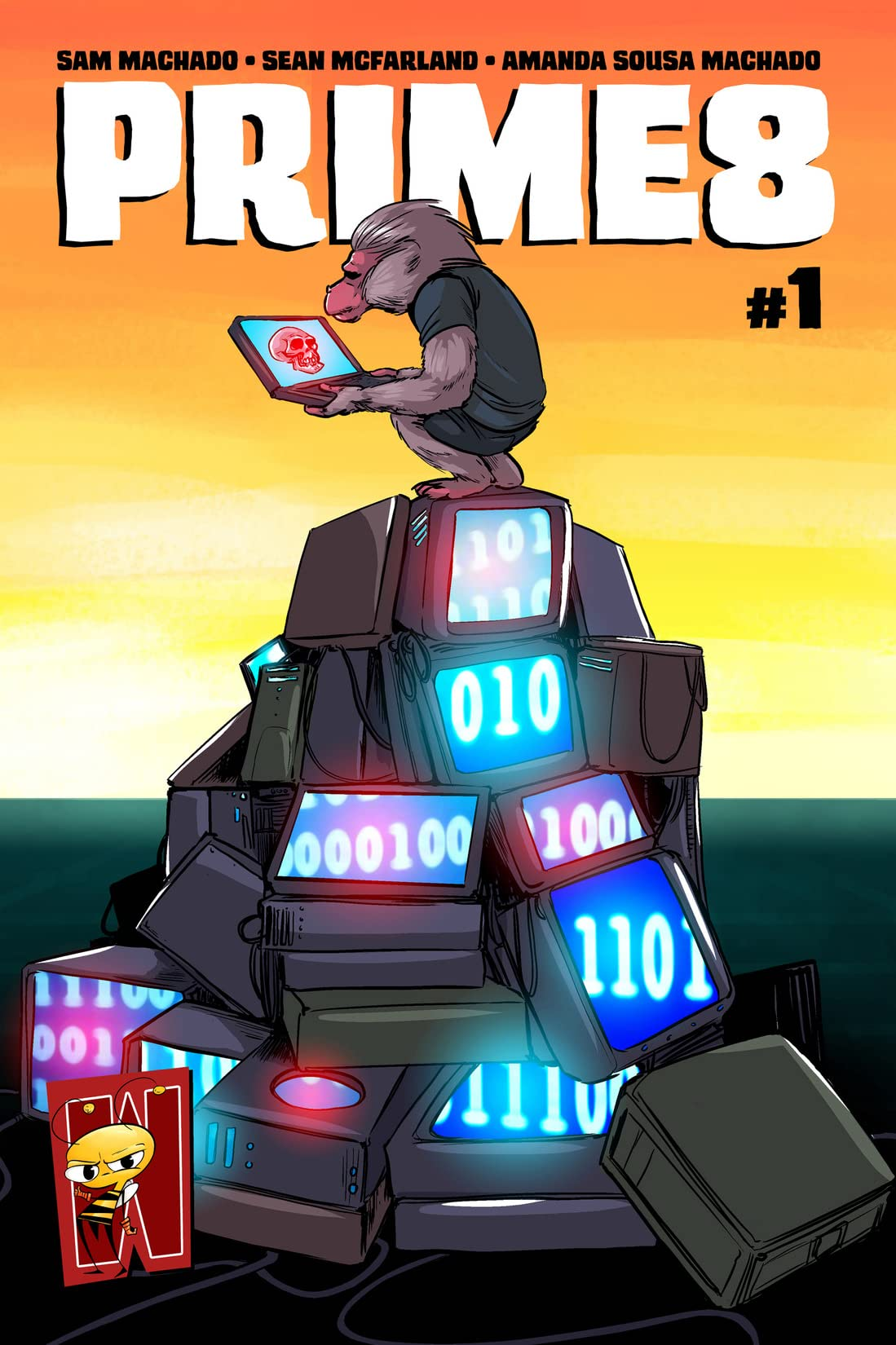 Prime8 #1