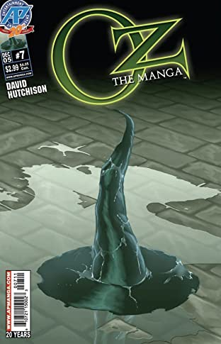 Oz: The Manga #7