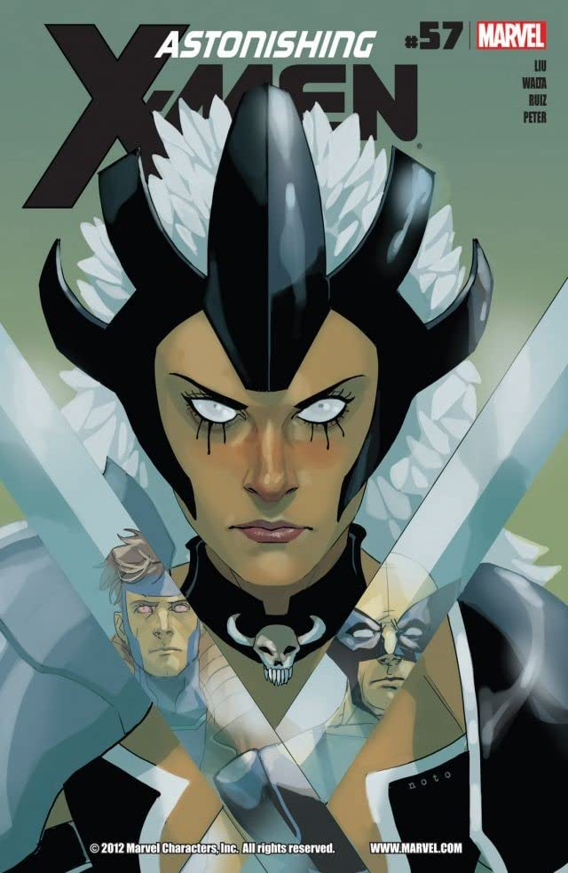 Astonishing X-Men (2004-2013) #57