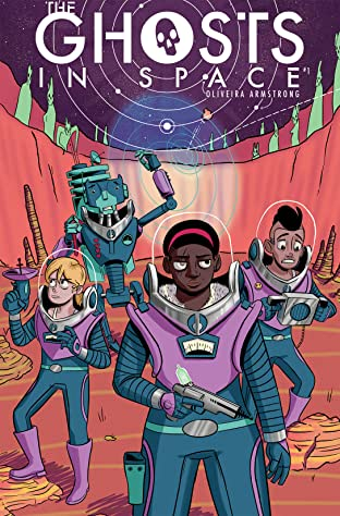 The Ghosts In Space #1