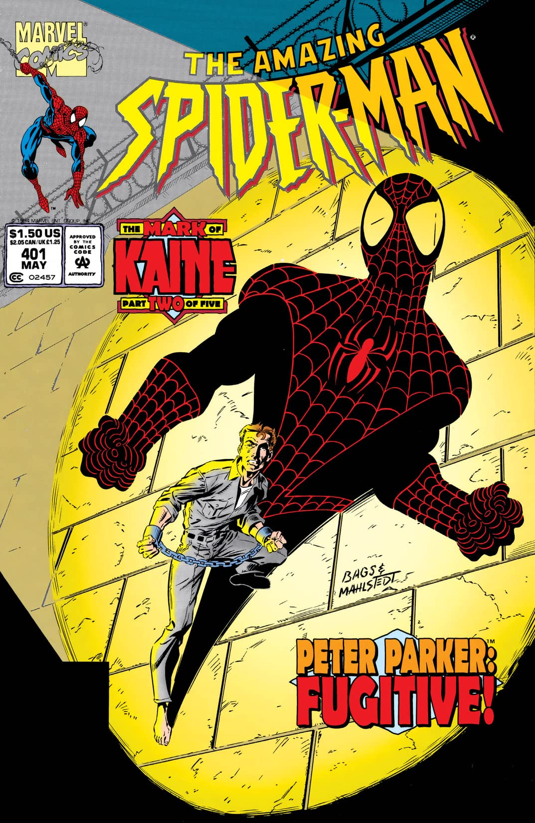Amazing Spider-Man (1963-1998) #401