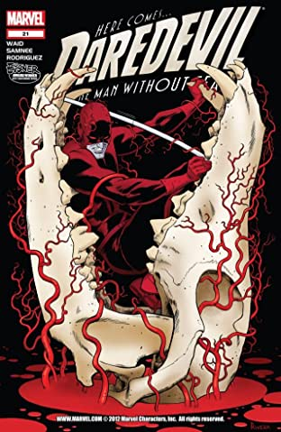Daredevil (2011-2014) No.21