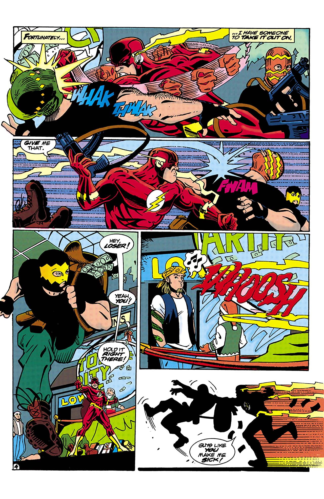 The Flash (1987-2009) #87