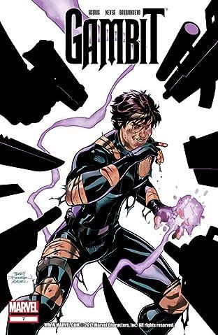 Gambit (2012-2013) No.7