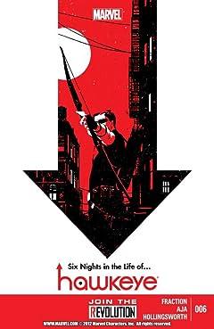 Hawkeye (2012-2015) #6