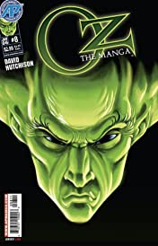 Oz: The Manga #8