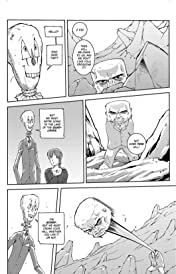 Oz: The Manga #8