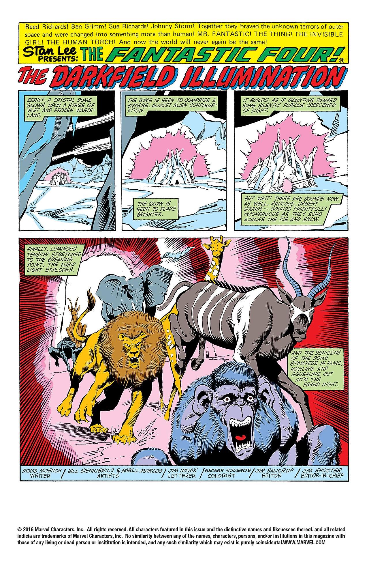 Fantastic Four (1961-1998) #224