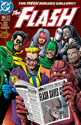 The Flash (1987-2009) #184
