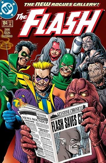 The Flash (1987-2009) #184
