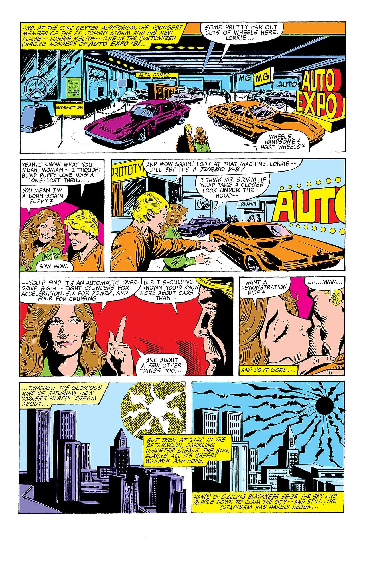 Fantastic Four (1961-1998) #229