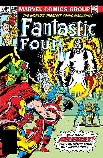 Fantastic Four (1961-1998) #230