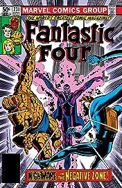 Fantastic Four (1961-1998) #231