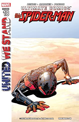 Ultimate Comics Spider-Man (2011-2013) #18