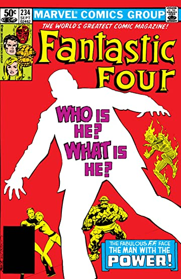 Fantastic Four (1961-1998) #234
