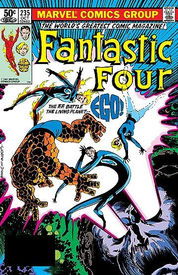 Fantastic Four (1961-1998) #235