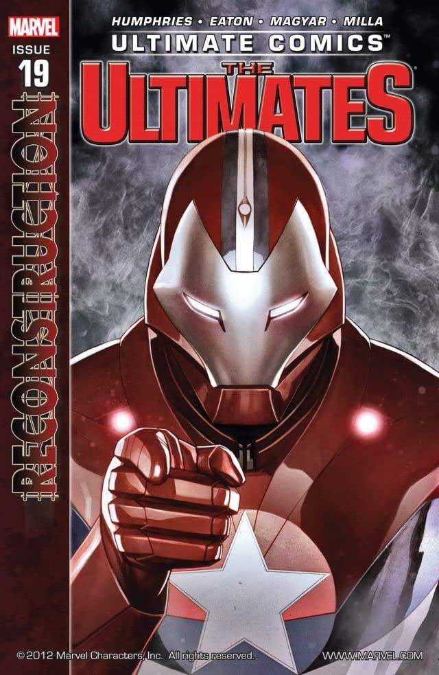 Ultimate Comics Ultimates #19