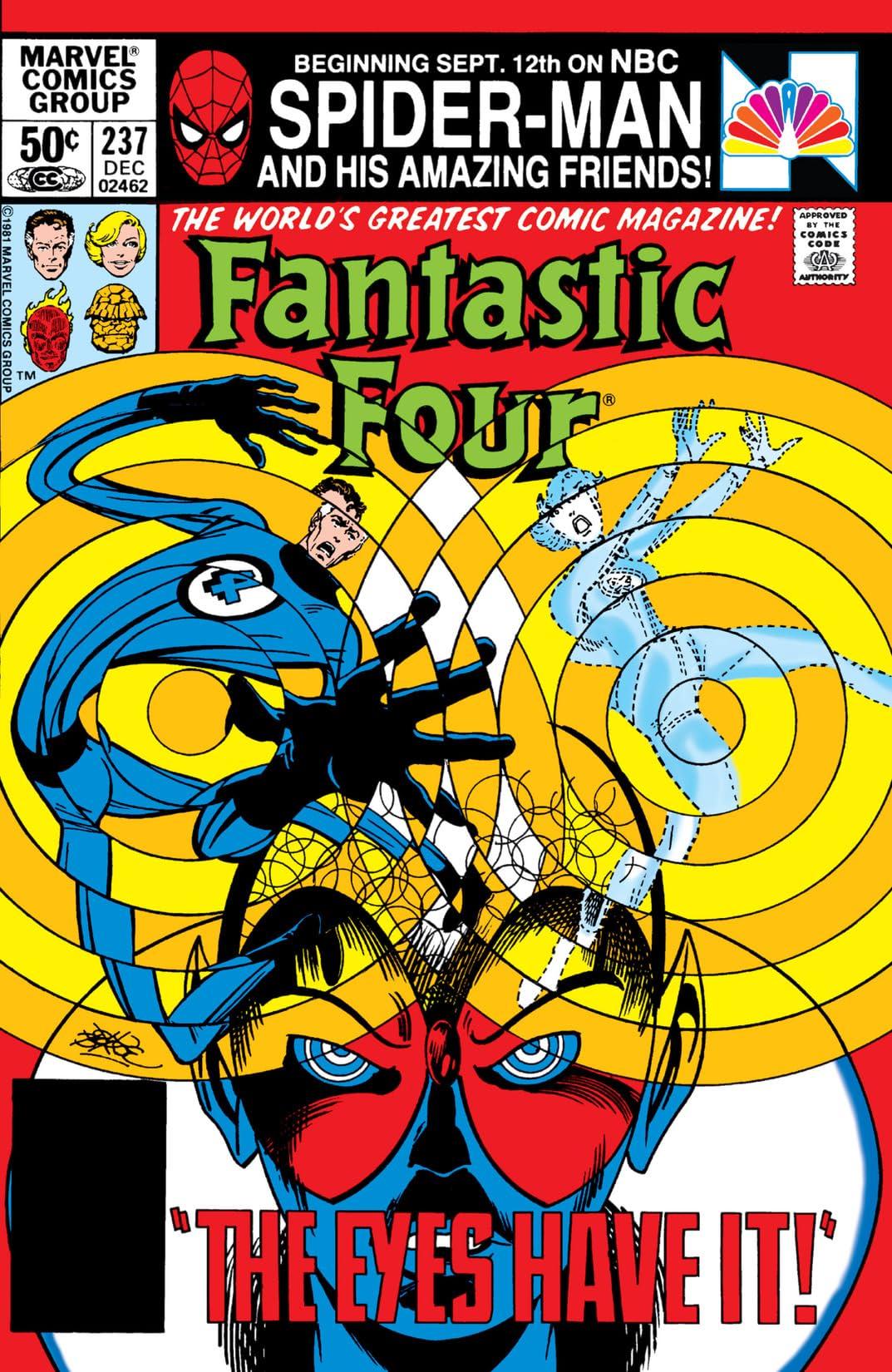 Fantastic Four (1961-1998) #237