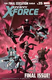 Uncanny X-Force (2010-2012) #35