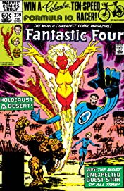 Fantastic Four (1961-1998) #239