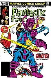 Fantastic Four (1961-1998) #243