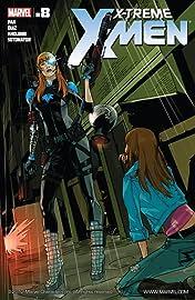X-Treme X-Men (2012-2013) #8