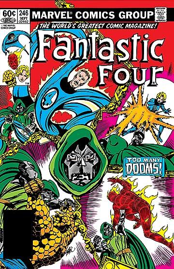 Fantastic Four (1961-1998) #246