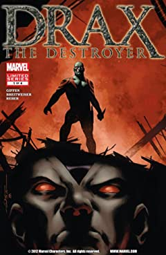 Drax The Destroyer (2005) #1