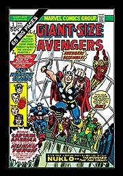 Giant-Size Avengers (1974) #1