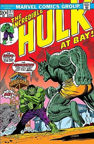 Incredible Hulk (1962-1999) #171