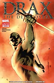 Drax The Destroyer (2005) #3