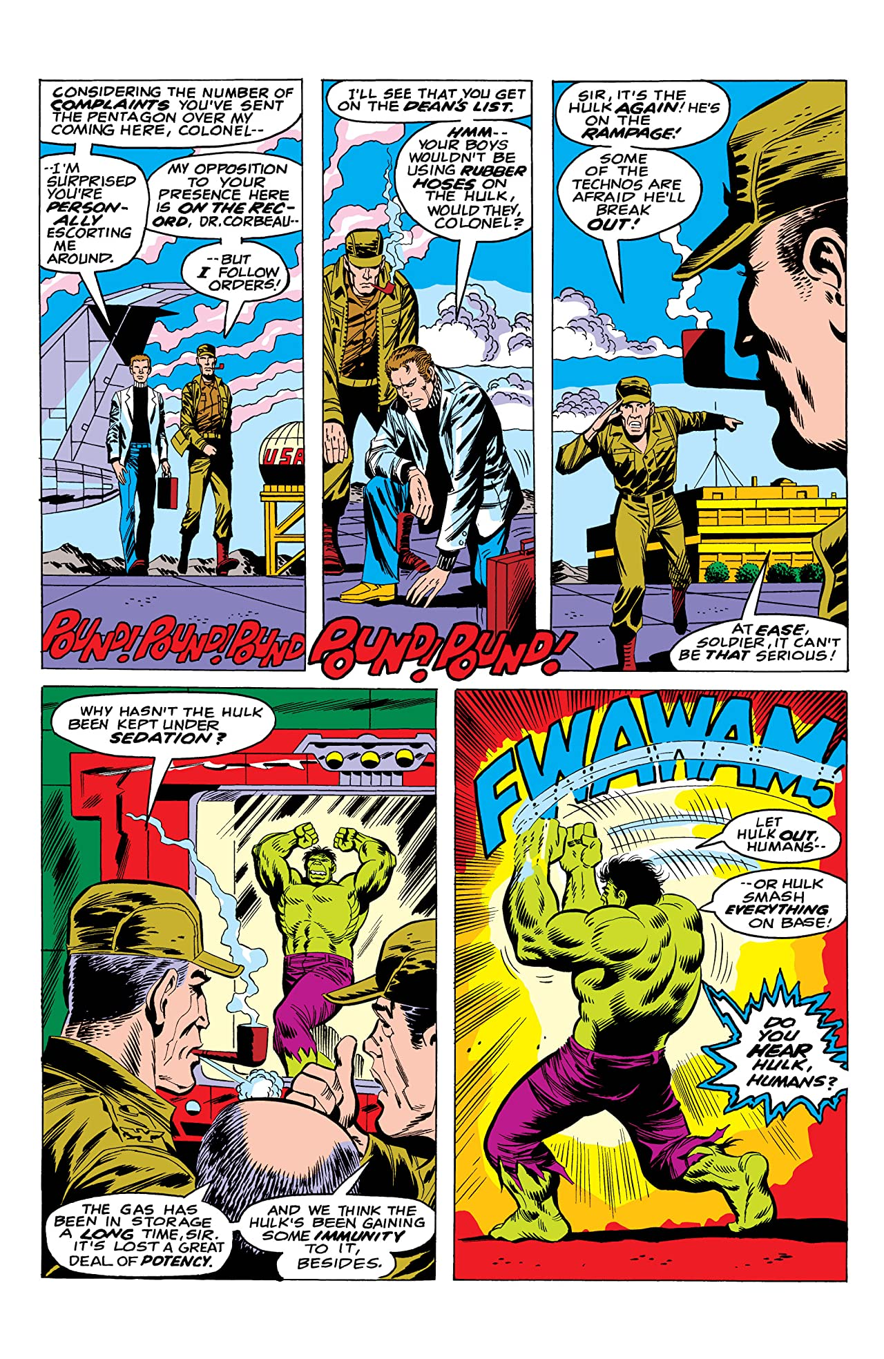 Incredible Hulk (1962-1999) #172