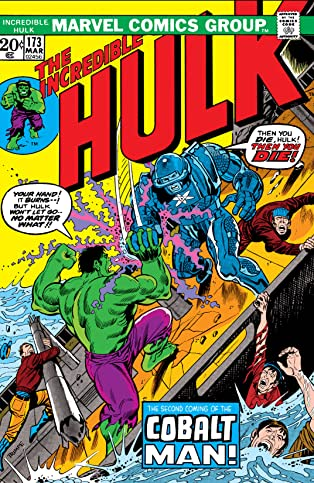 Incredible Hulk (1962-1999) #173
