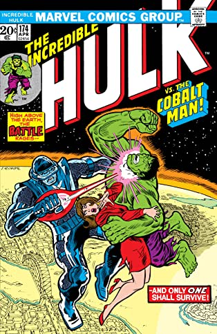 Incredible Hulk (1962-1999) #174