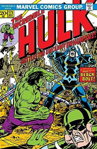 Incredible Hulk (1962-1999) #175