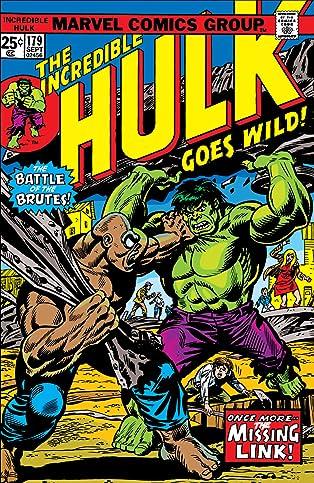 Incredible Hulk (1962-1999) #179