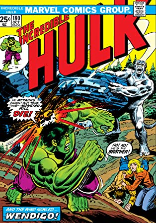Incredible Hulk (1962-1999) #180