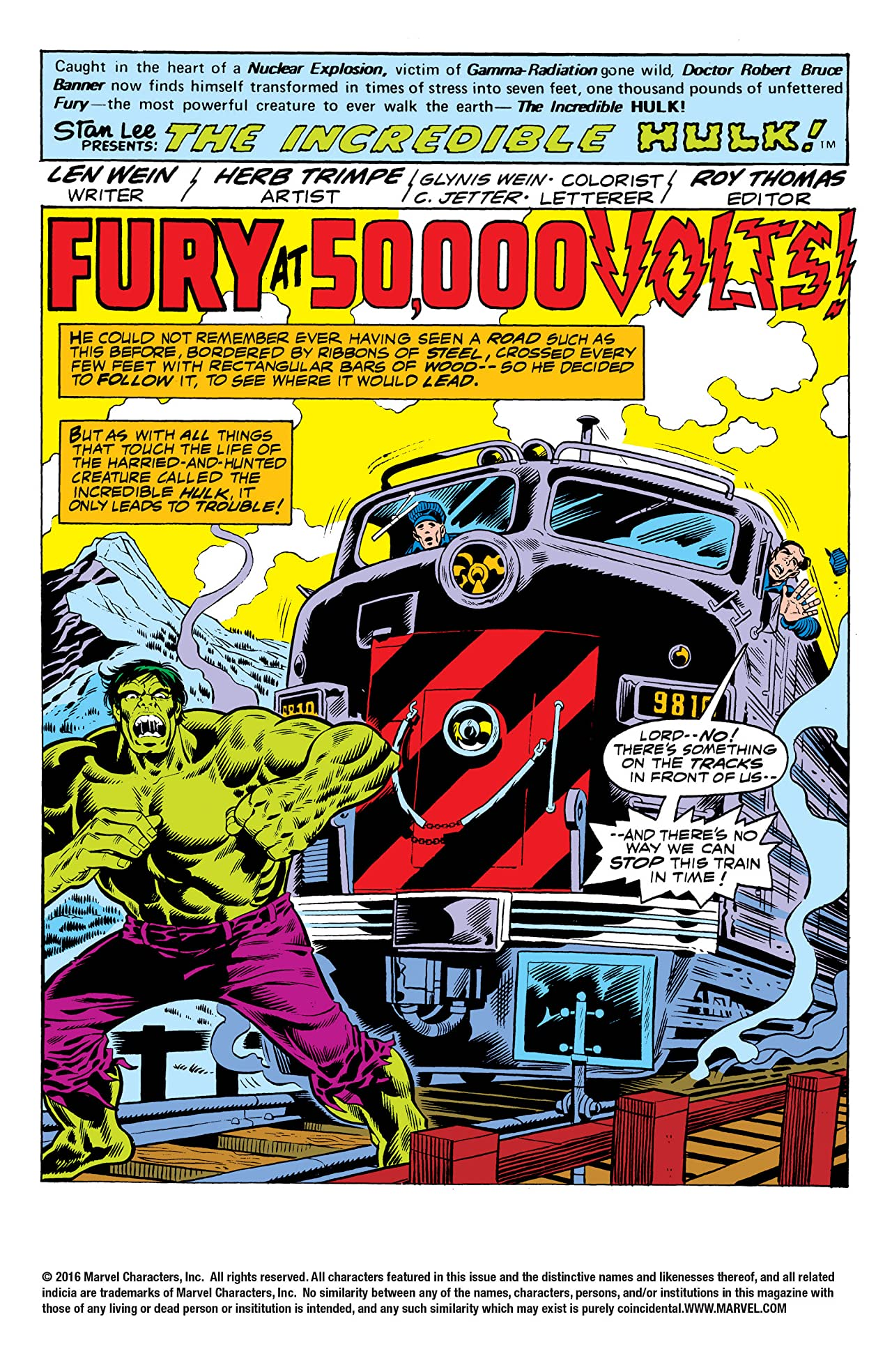 Incredible Hulk (1962-1999) #183