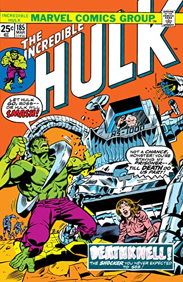Incredible Hulk (1962-1999) #185