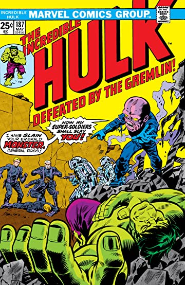 Incredible Hulk (1962-1999) #187