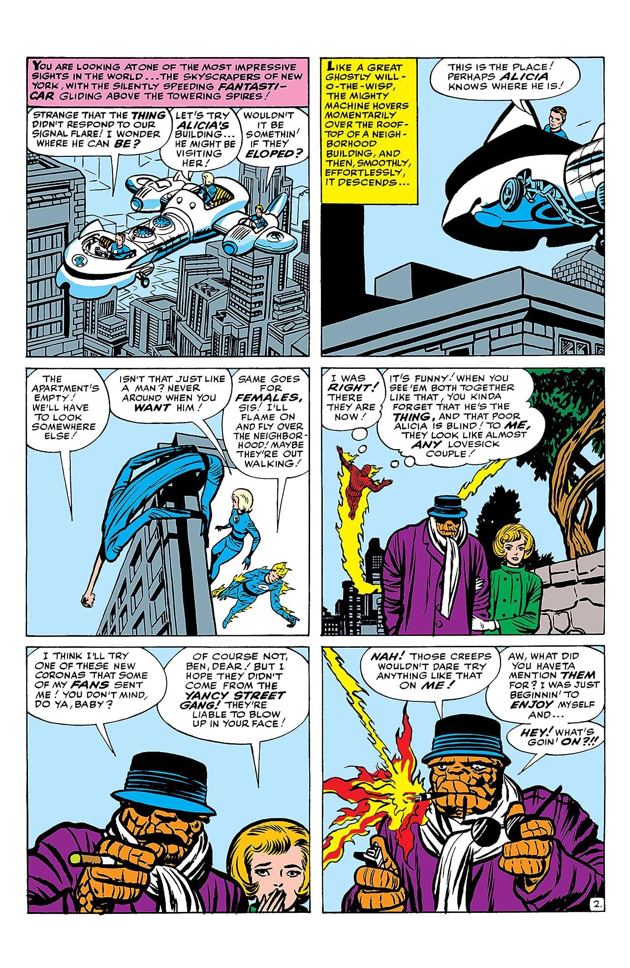 Fantastic Four (1961-1998) #19