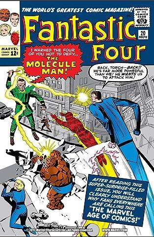 Fantastic Four (1961-1998) #20
