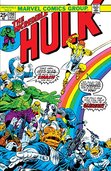 Incredible Hulk (1962-1999) #190