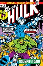 Incredible Hulk (1962-1999) #191