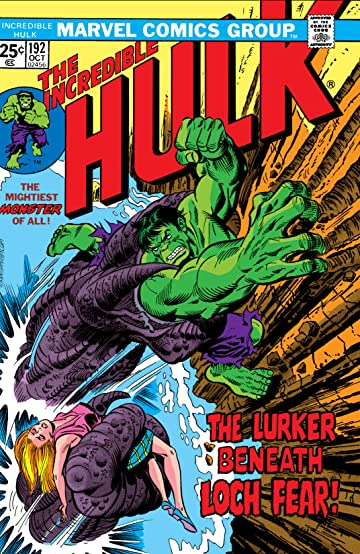 Incredible Hulk (1962-1999) #192