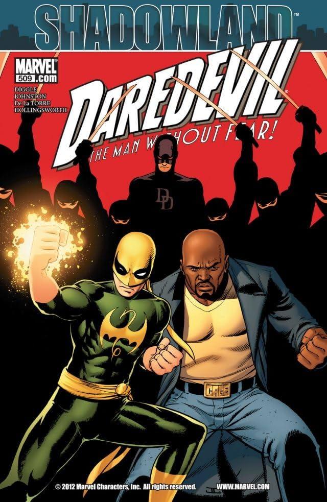 Daredevil (1998-2011) #509